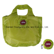 Promotional Gifts Casino Polyester Foldable Shopping Tote Bag