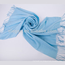 Bufanda de acrílico de efecto de lana de moda