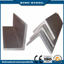 Ss400 Grade chaud laminé cornière en acier avec certificat ISO 9001