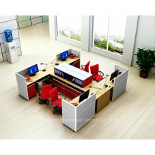 Modern Easy Installation Office Workstation with Filing Cabinet (SZ-WS307)