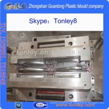 molde de injeção de plástico acrílico transparente