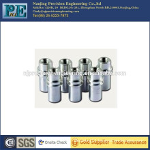 Precision CNC turning stainless steel female thread tube