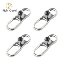 ASTM F136 Titanium Micro Dermal Anchor Base Piercing Jewelry Accessory