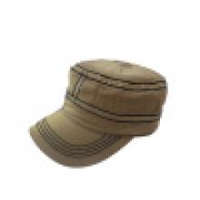 Chapéu militar com logotipo (MT17)