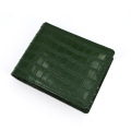 2019 Fashion New Design Crocodile Leather Wallets