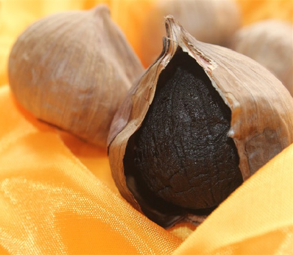 Solo Black Garlic 15