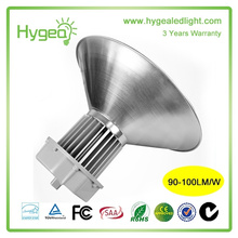 Les ventes chaudes ont conduit le tube à haute baie conduit la lumière linéaire haute baie 80W Garantie de 3 ans