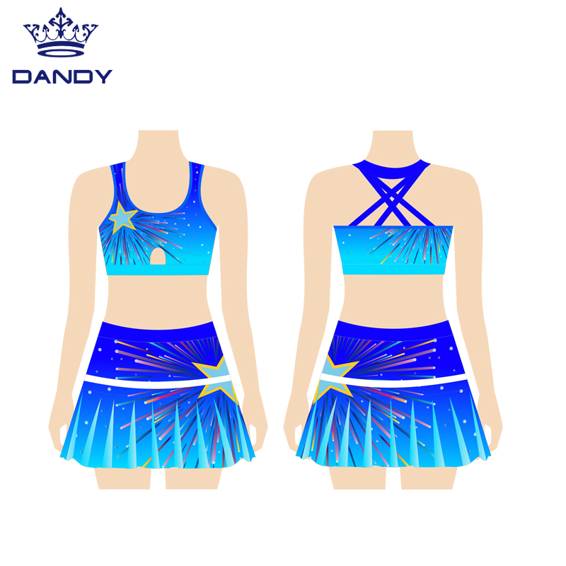 professional cheer tryout apparel
