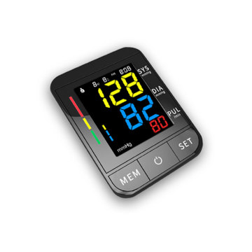 Moniteur de tension artérielle automatique BP Monitor Tricolor Online