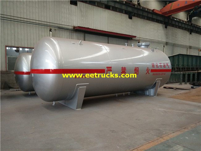 Bulk ASME LPG Tanks