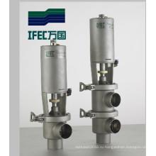 Пневматический реверсивный клапан с асептической защитой (IFEC-PR100003)