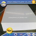 outdoor sign board white panel 3mm rigid pvc sheets thickness 20mm