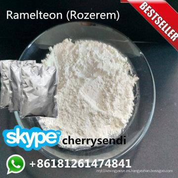 99.5% Polvo de Ramelteon de la pureza (Rozerem) CAS 196597-26-9 Insomnio de Sleep Agent