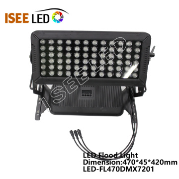Profil de projecteur LED DMX adressable 144W