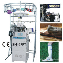 Maquinaria durable para hacer calcetines