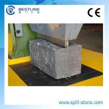 Máquina de rachamento de pedra natural desigual para fazer pedras do godo