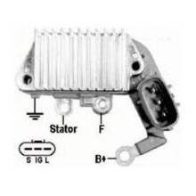 Favoritos comparam alternador NIPPONDENSO regulador 1260001630 IN257