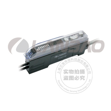 12-24V DC Erweiterungseinheit Lanbao Optischer Faser Sensor Faserverstärker