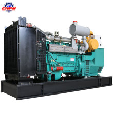 China Hersteller 200kw / 272 PS Erdgas / Biogas-Generator-Set
