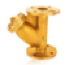 J603 Messing Flang Y-Sieb / Messing Sieb / Flansch Sieb / Filterventil