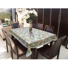Tnt Readymade Tablecloth مع 2 بوصة حافة الرباط