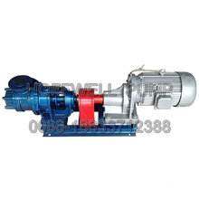 O CE aprovou a bomba de engrenagem interna do betume NYP52A