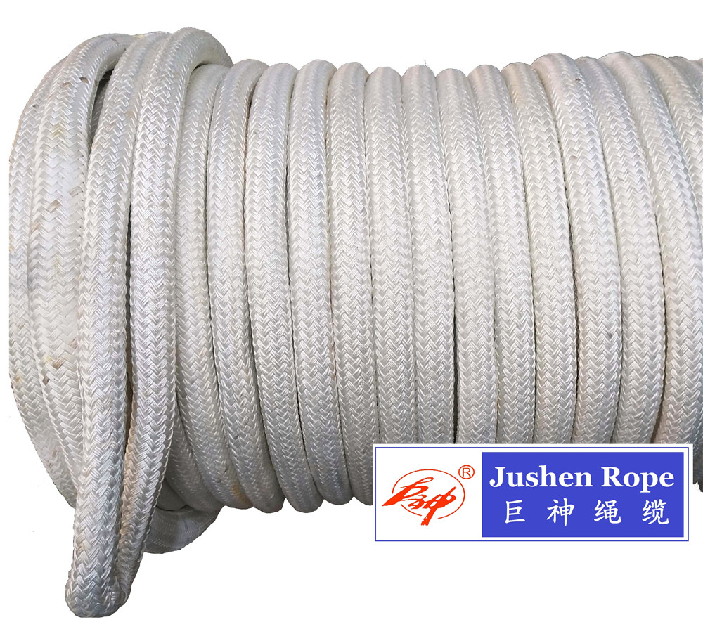 Nylon66 Double Braided Rope