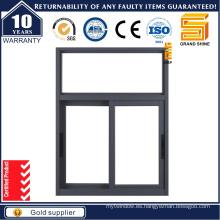2016 Nueva ventana deslizante de aluminio del diseño con alta calidad