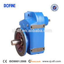 Parallel shaft helical gearmotor reducer gearbox FF47 replace SEW