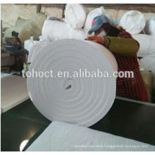 Industrial refractory kiln use ceramic fiber blanket