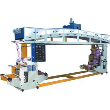 Plastic Film Roll and Paper Dry Type Laminating Machine