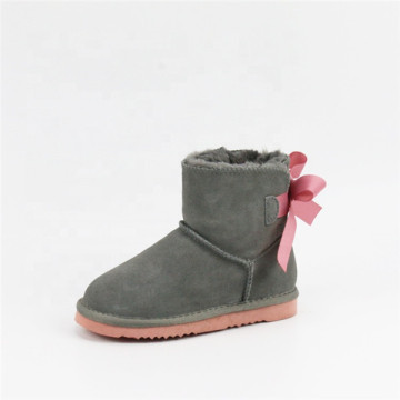 Outdoor Children's Ankle Boots In Snow