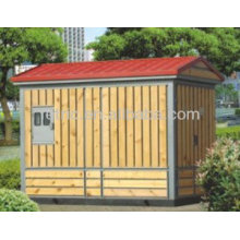 Outdoor Movable Electric Transformer Substation