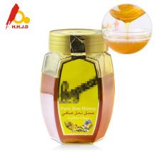 Raw polyflower honey for export