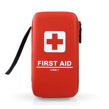 SHBC Trending factory wholesale portable outdoor travel waterproof mini first aid kit and medic set,forehead gun,etc.