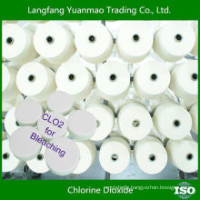 Widely Used Decolorizer Chlorine Dioxide Tablet for Textile Bleaching