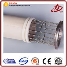 Amostra livre personalizado mícron filtro saco produção planta de aço