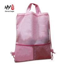 Открытый путешествие многоразовый Non сплетенный рюкзак