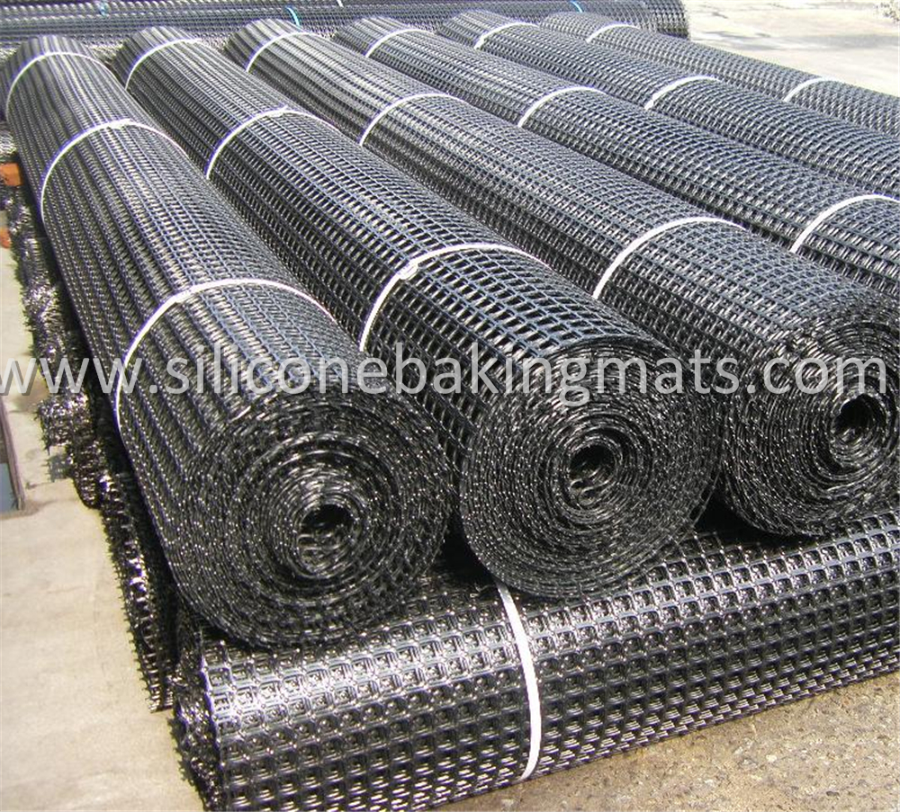 Retaining Wall Reinforcement Geogrid