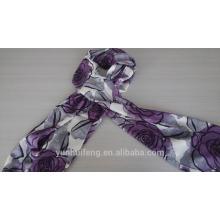 Bufandas de cachemira populares de la venta caliente