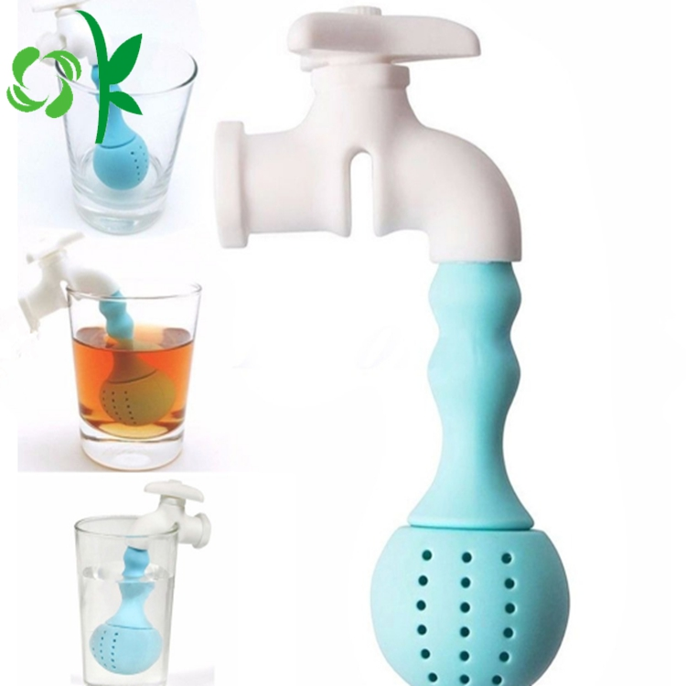 Silicone Faucet Tea Infuser
