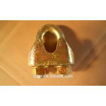 Galvanisé Din1142 malléable câble Clip--Qingdao gréement