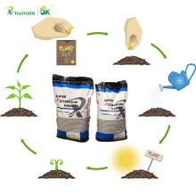 Organic Fertilizer Humic Acid Manufacturer Granule State Potassium Humate