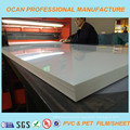1.4mm off-White Rigid PVC Sheet Board for [Laywood
