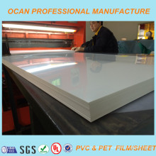 Glossy White PVC Rigid Film for Vacuum Forming