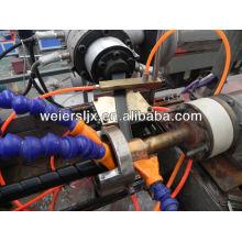 Línea de producción de la banda de protección de alambre de bobinado PE PP