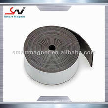 self-adhesive extrusion permanent rubber magnetic tape