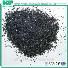 Neunfeiner kohlenstoffreicher graphitisierter Petrolkoks als Aktivkohle