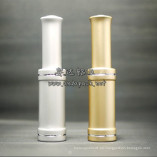 Botella de aluminio vacío envase del Eyeliner delineador de ojos