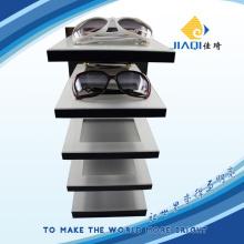 Exhibición caliente de las gafas de acrílico de las ventas